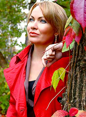 Ukraine bride  Lesya 41 y.o. from Boyarka, ID 61032