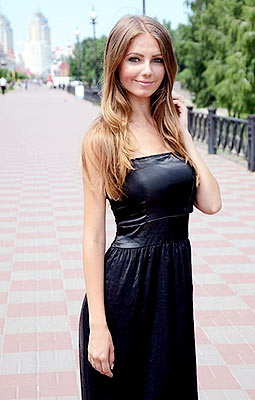 Ukraine bride  Dar'ya 27 y.o. from Kiev, ID 70654