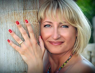 Ukraine bride  Svetlana 47 y.o. from Krivoy Rog, ID 81029