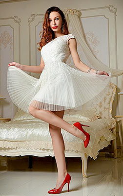 Ukraine bride  Stefaniya 19 y.o. from Kiev, ID 83302