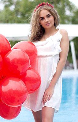 Ukraine bride  Anastasiya 19 y.o. from Kharkov, ID 86509