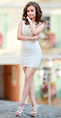 Ukraine bride  Elena 23 y.o. from Lugansk, ID 82777