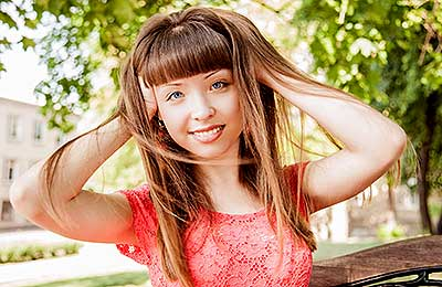 Ukraine bride  Lyudmila 24 y.o. from Lugansk, ID 84441