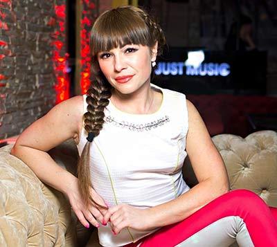 Ukraine bride  Lyudmila 35 y.o. from Lugansk, ID 58110