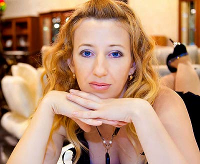 Ukraine bride  Inna 45 y.o. from Lugansk, ID 59508
