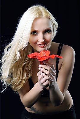 Ukraine bride  Yeleonora 37 y.o. from Lugansk, ID 61407