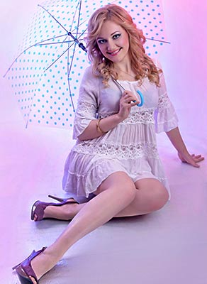 Ukraine bride  Anna 31 y.o. from Alchevsk, ID 75202