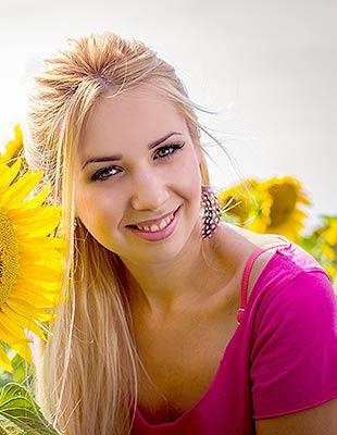 Ukraine bride  Viktoriya 24 y.o. from Rubezhnoe, ID 74627