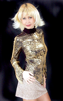 Ukraine bride  Elena 47 y.o. from Mariupol, ID 28025