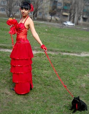 Ukraine bride  Malika 27 y.o. from Krasnoarmeysk, ID 63845