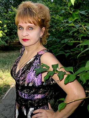 Ukraine bride  Tat'yana 46 y.o. from Mariupol, ID 81675