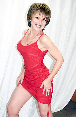 Ukraine bride  Elena 54 y.o. from Mariupol, ID 42628