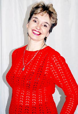 Ukraine bride  Lyudmila 63 y.o. from Mariupol, ID 42876