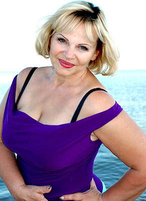 Ukraine bride  Nataliya 56 y.o. from Mariupol, ID 65801
