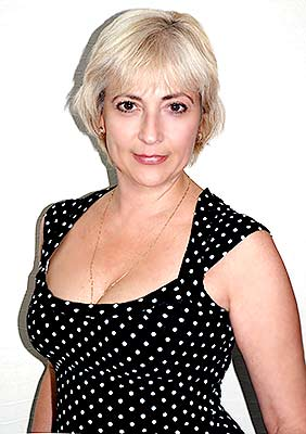 Ukraine bride  Marina 54 y.o. from Mariupol, ID 70775