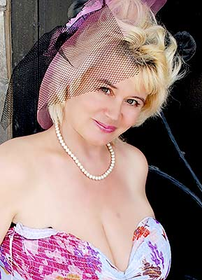 Ukraine bride  Svetlana 59 y.o. from Mariupol, ID 72739