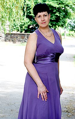 Ukraine bride  Nellya 53 y.o. from Mariupol, ID 73057