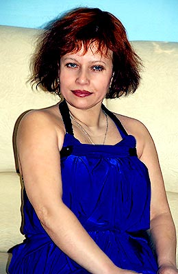 Ukraine bride  Inna 43 y.o. from Mariupol, ID 75437