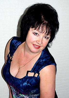 Ukraine bride  Vera 56 y.o. from Mariupol, ID 75445