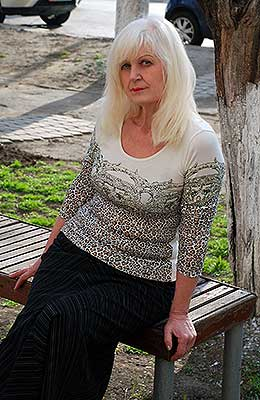 Ukraine bride  Svetlana 63 y.o. from Mariupol, ID 76043