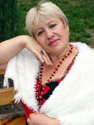 Ukraine bride  Galina 51 y.o. from Mariupol, ID 64300