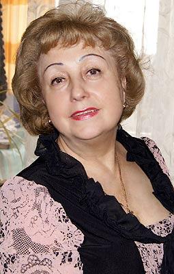 Ukraine bride  Lidiya 60 y.o. from Mariupol, ID 67395