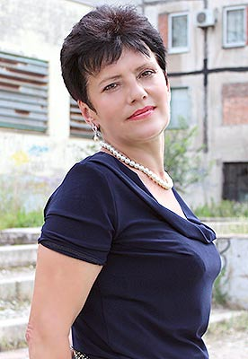 Ukraine bride  Galina 51 y.o. from Mariupol, ID 85587