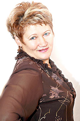 Ukraine bride  Irina 57 y.o. from Melitopol, ID 40011