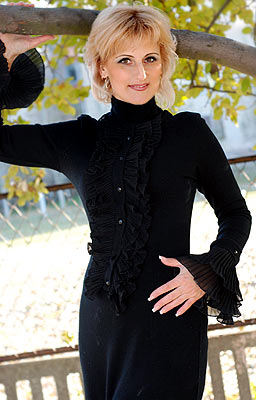 Ukraine bride  Luchiya 43 y.o. from Melitopol, ID 45647