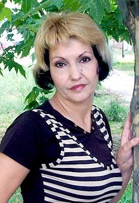 Ukraine bride  Elena 54 y.o. from Melitopol, ID 49813