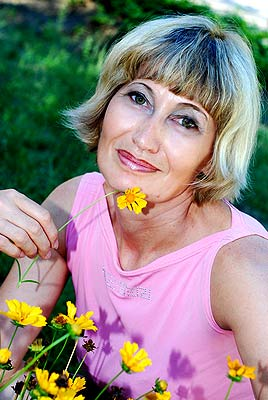 Ukraine bride  Dina 58 y.o. from Melitopol, ID 57161
