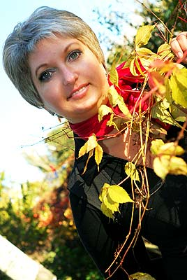 Ukraine bride  Marina 45 y.o. from Melitopol, ID 58797