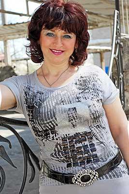 Ukraine bride  Tat'yana 56 y.o. from Melitopol, ID 62099