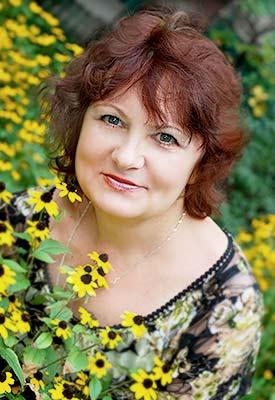 Ukraine bride  Lyudmila 56 y.o. from Melitopol, ID 69359