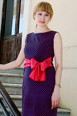 Ukraine bride  Irina 42 y.o. from Odessa, ID 81939