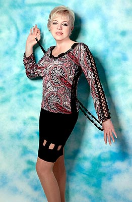 Ukraine bride  Galina 62 y.o. from Nikolaev, ID 55480