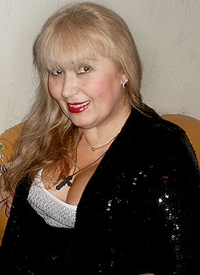 Ukraine bride  Svetlana 60 y.o. from Nikolaev, ID 58672