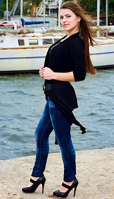 Ukraine bride  Kristina 28 y.o. from Nikolaev, ID 65666