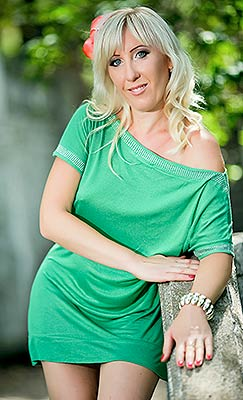 Ukraine bride  Polina 37 y.o. from Nikolaev, ID 69204