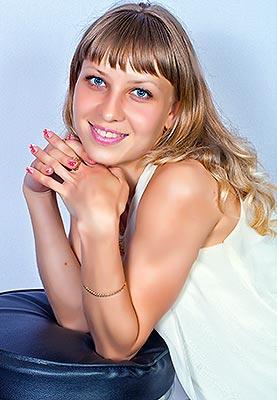 Ukraine bride  Inna 25 y.o. from Novaya Odessa, ID 81757