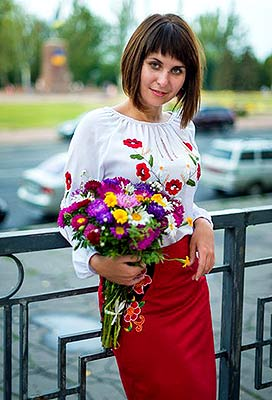 Ukraine bride  Inna 26 y.o. from Nikolaev, ID 74345