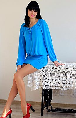 Ukraine bride  Oksana 35 y.o. from Nikolaev, ID 80527