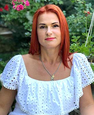 Ukraine bride  Marina 43 y.o. from Nikolaev, ID 81142