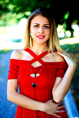 Ukraine bride  Anna 27 y.o. from Nikolaev, ID 85659