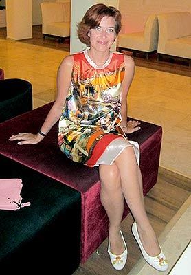 Russia bride  Tat'yana 45 y.o. from Ivanovo, ID 75197