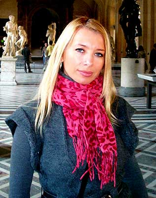 Ukraine bride  Oksana 44 y.o. from Odessa, ID 77926
