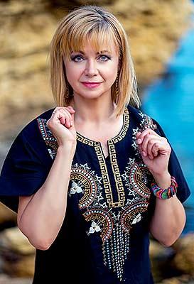 Ukraine bride  Nadejda 56 y.o. from Odessa, ID 80675