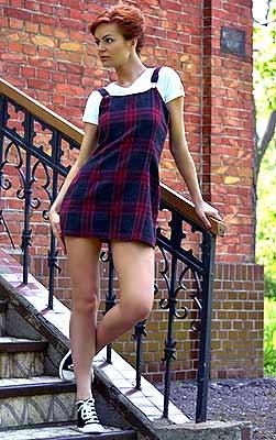 Ukraine bride  Eva 38 y.o. from Odessa, ID 81292