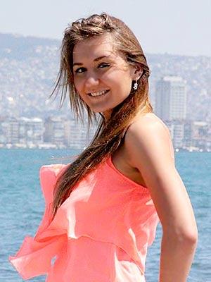 Ukraine bride  Katya 26 y.o. from Odessa, ID 54978