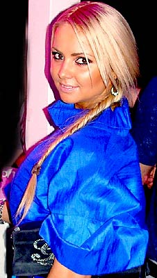 Ukraine bride  Yella 28 y.o. from Odessa, ID 57070